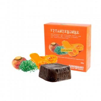 MeatLove Vitamin Bomb 2 (koolraap, pompoen & alfalfa)