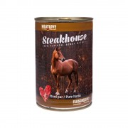 MeatLove Steakhouse Tinned Pure Horse