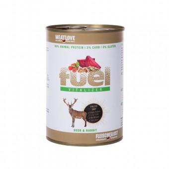 MeatLove FUEL Tinned Vitalizer (hert & konijn)