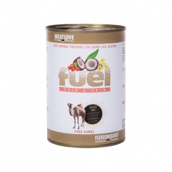 MeatLove FUEL Tinned Hair & Skin (kameel)