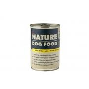 Nature Dog Food Blik Wild Zwijn, Lam & Rund