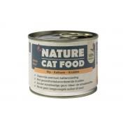 Nature Cat Food Blik Kip & Kalkoen