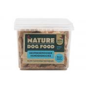 Nature Dog Food Gevriesdroogd Eend