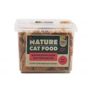 Nature Cat Food Gevriesdroogd Hert