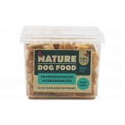 Nature Dog Food Gevriesdroogd Rund