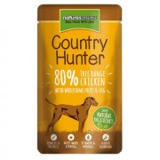 Natures Menu Dog Country Hunter Pouch Kip