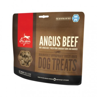 Orijen Freeze Dried Dog Treats Angus Beef