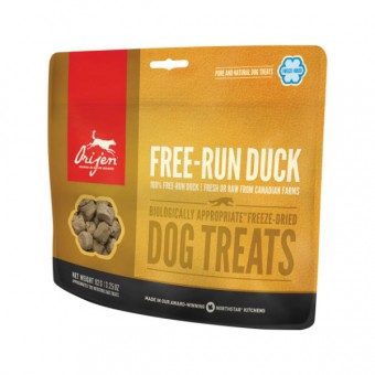 Orijen Freeze Dried Dog Treats Free-run Duck