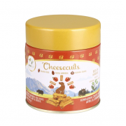 PawFect Cheese Biscuits Apple & Cinnamon