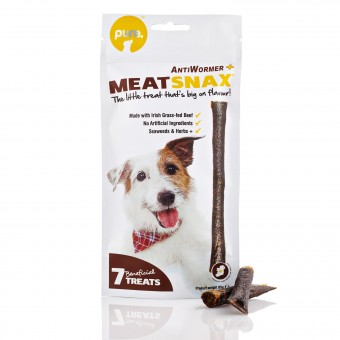 Pure Meatsnax AntiWormer+