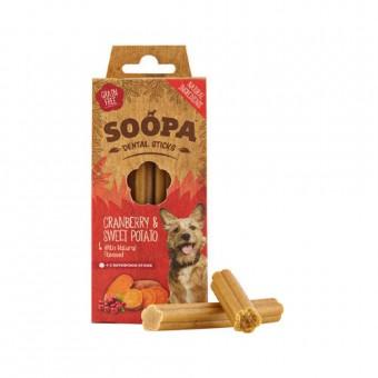 Soopa Sticks Cranberry & Zoete Aardappel