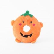 Zippy Paws Halloween Donutz Buddie Pumpkin