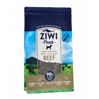ZiwiPeak Hond Luchtgedroogd rund