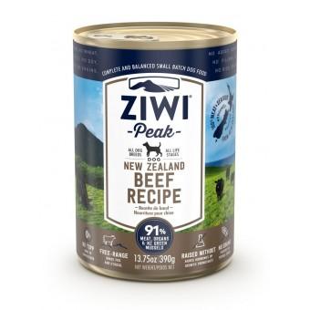 ZiwiPeak Hond Blikvoer rund